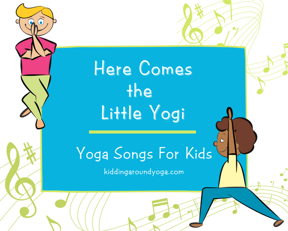 Here Comes the Little Yogi