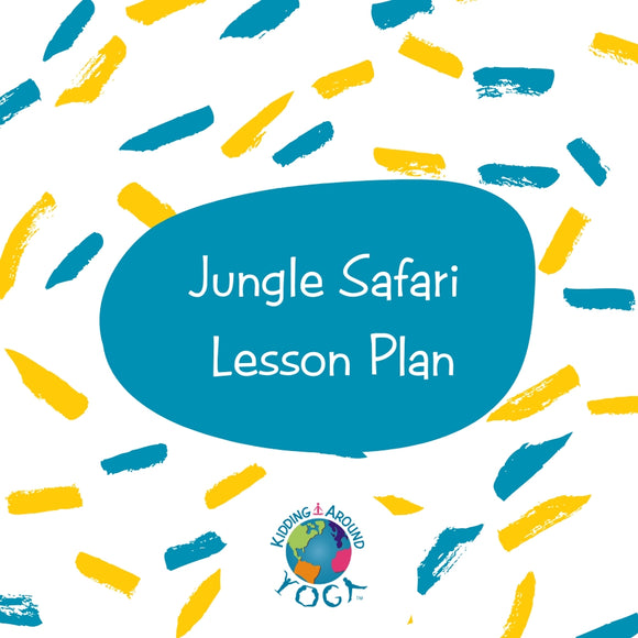 Jungle Safari Lesson Plan