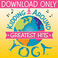 Yoga Greatest Hits For Kids | Kids Yoga Music | Downloadable