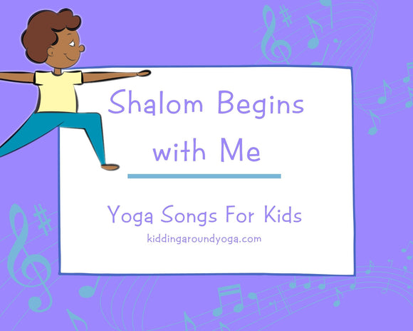 Shalom Begins with Me