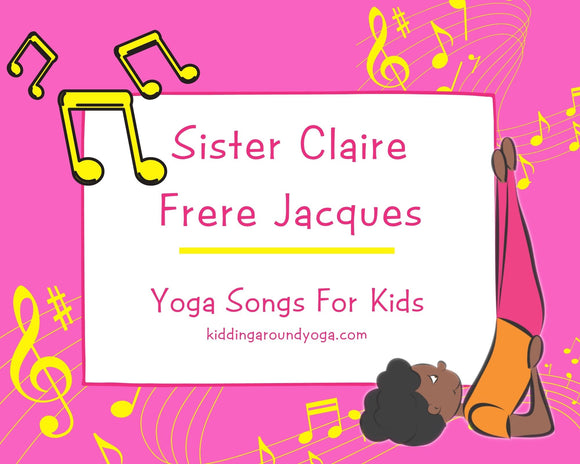 Sister Claire Frere Jacques