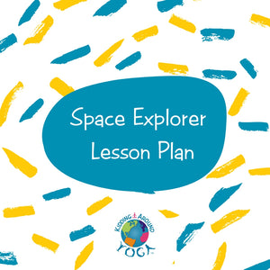 Space Explorer Lesson Plan