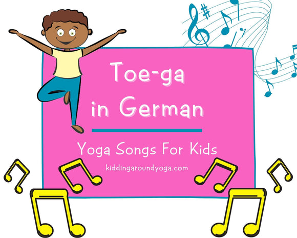 Toe-ga in German