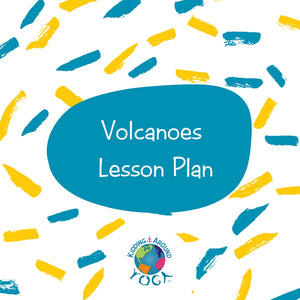 Volcanoes Lesson Plan