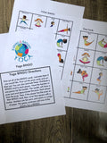 Yoga Bingo | Fun Kids Yoga Games | Printable
