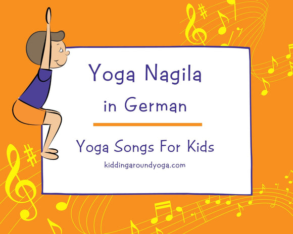 Yoga Nagila in German