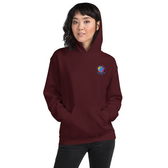 Hooded Sweatshirt | Yoga Clothes | Unisex