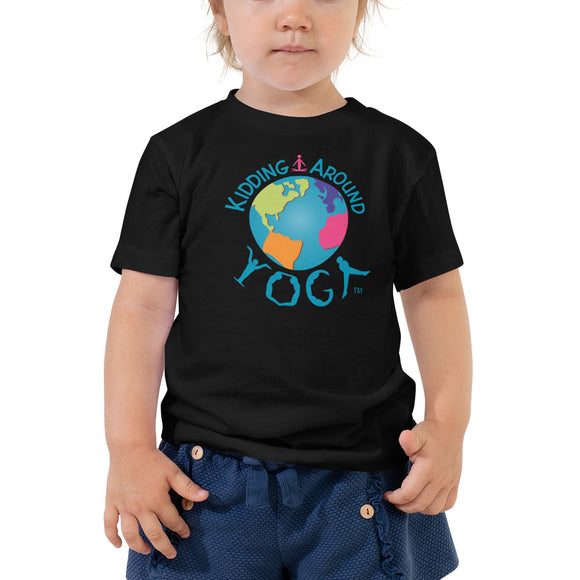 Short Sleeve T-Shirt | Yoga Clothes | Toddler