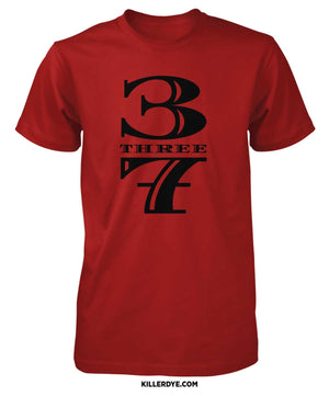 Three 3 Seven (v2) T-Shirt - Unisex