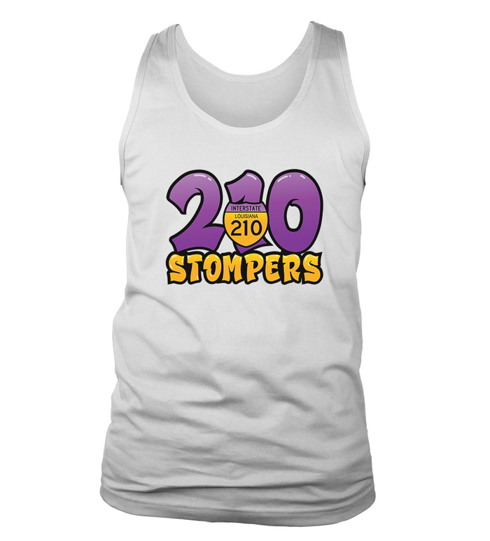 210 Stompers Tank-top