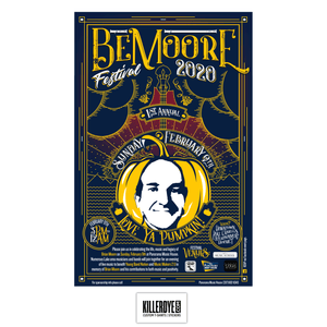 Be Moore Fest - Event Poster