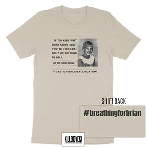 #BreathingforBrian
