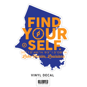 Find Your Self. - Decal