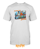 Greetings from Lake Charles T-Shirt - Unisex