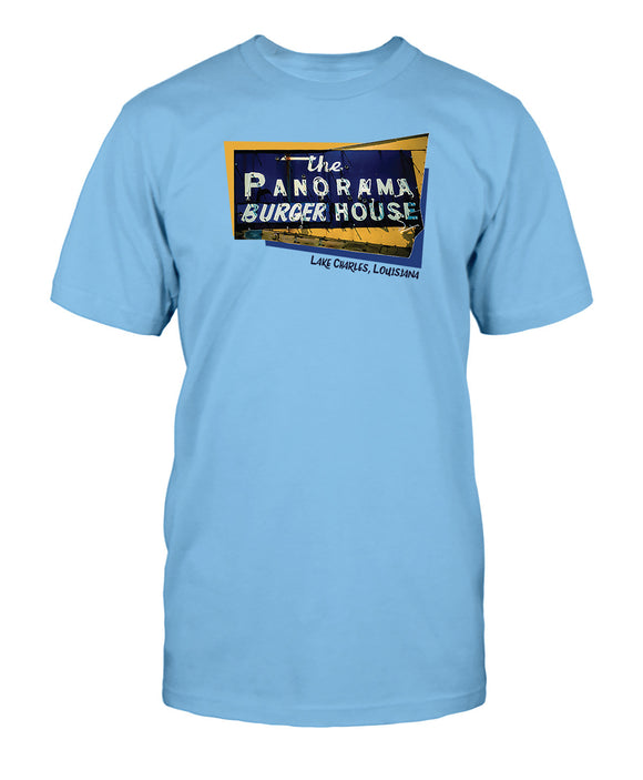 Panorama Burger House T-Shirt - Unisex