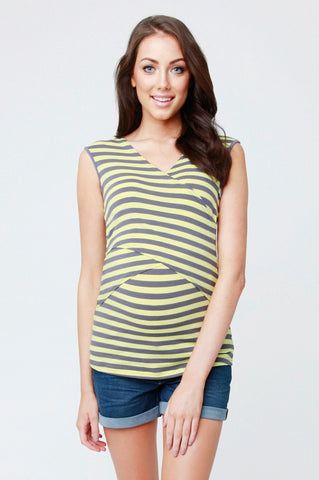 Stripe Embrace Tank