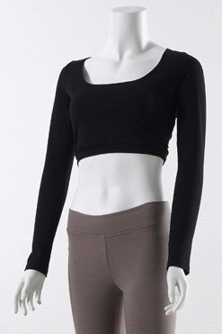 Layering Cropped Tee