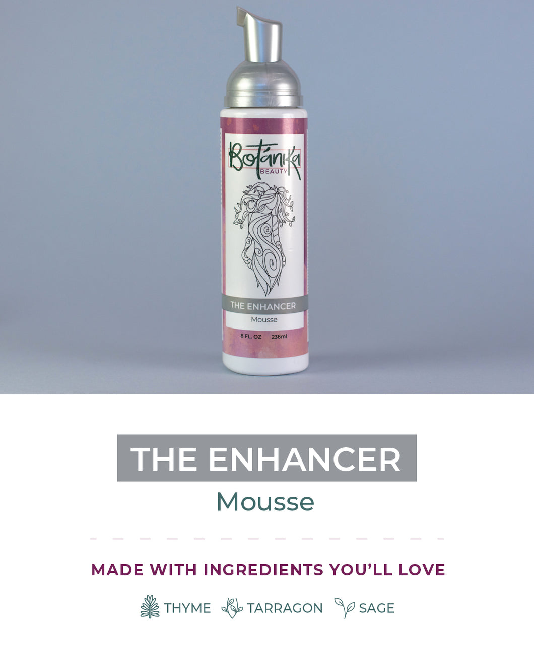 The Enhancer Mousse