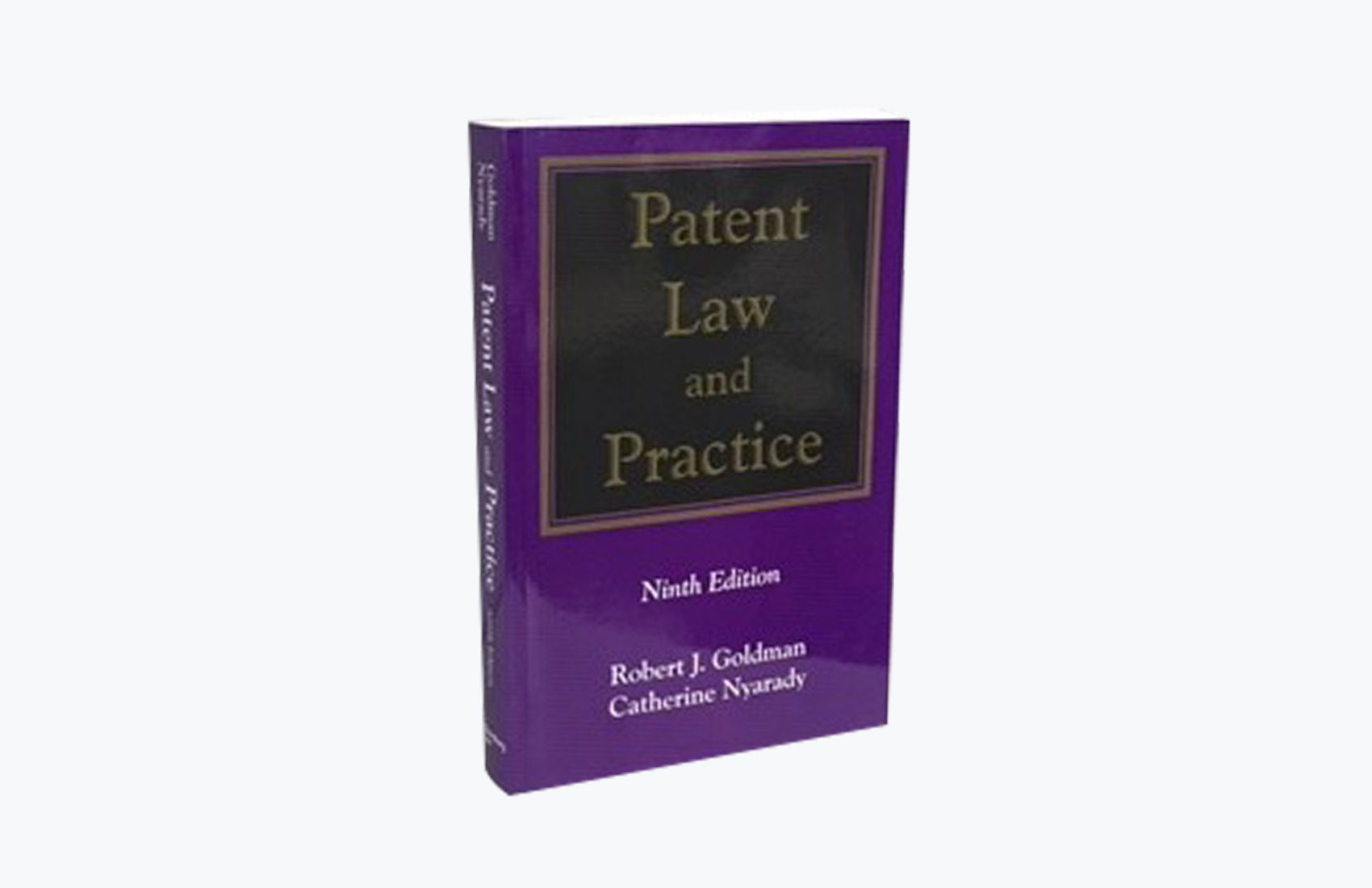 Patent Law and Practice (formerly Schwartz's), Ninth Edition