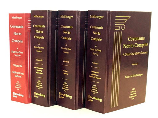 Covenants Not to Compete: A State-by-State Survey, Thirteenth Edition
