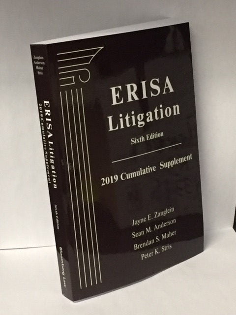 ERISA Litigation, 2019 Cumulative Supplement