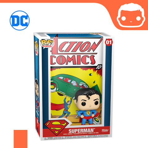 #1 - Comic Covers - Superman [Pre-Order]