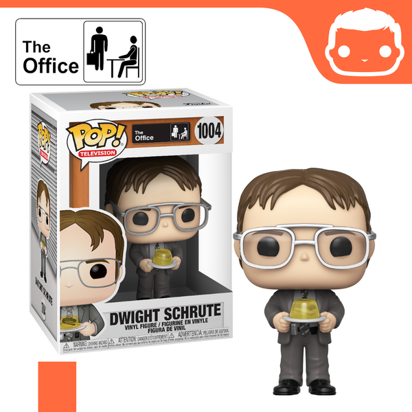 #1004 - The Office - Dwight Schrute [Pre-Order]