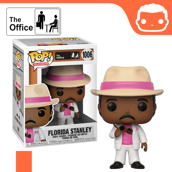 #1006 - The Office - Florida Stanley [Pre-Order]