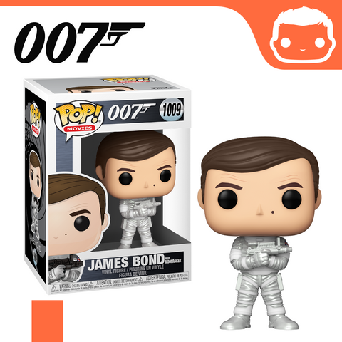 #1009 - James Bond - James Bond - Roger Moore (Moonraker) [Pre-Order]