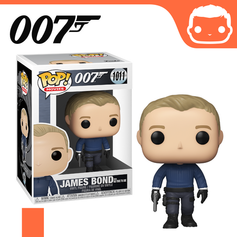 #1011 - James Bond - James Bond - (No Time To Die)