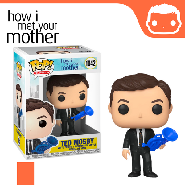 #1042 - How I Met Your Mother - Ted