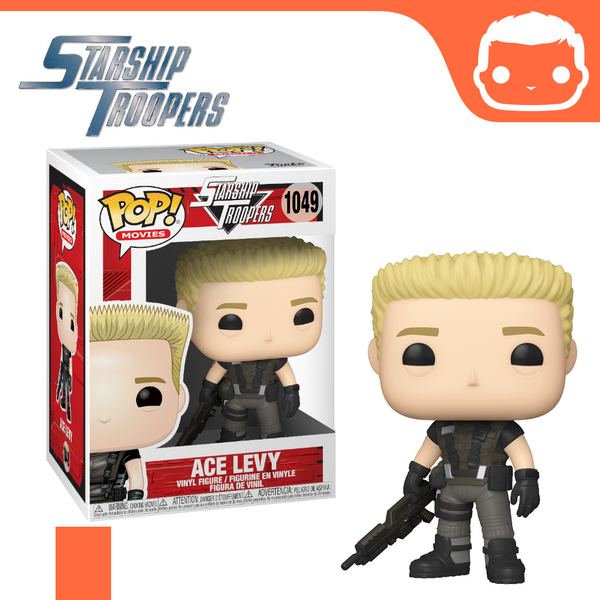 #1049 - Starship Troopers - Ace Levy