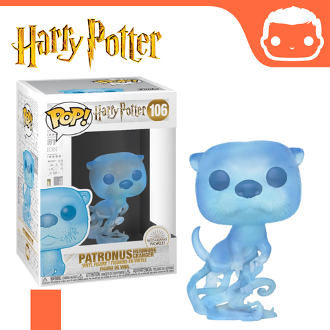 #106 - Harry Potter - Patronus - Hermione