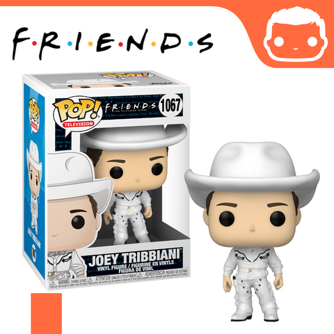#1067 - Friends - Joey Tribbiani [Pre-Order]
