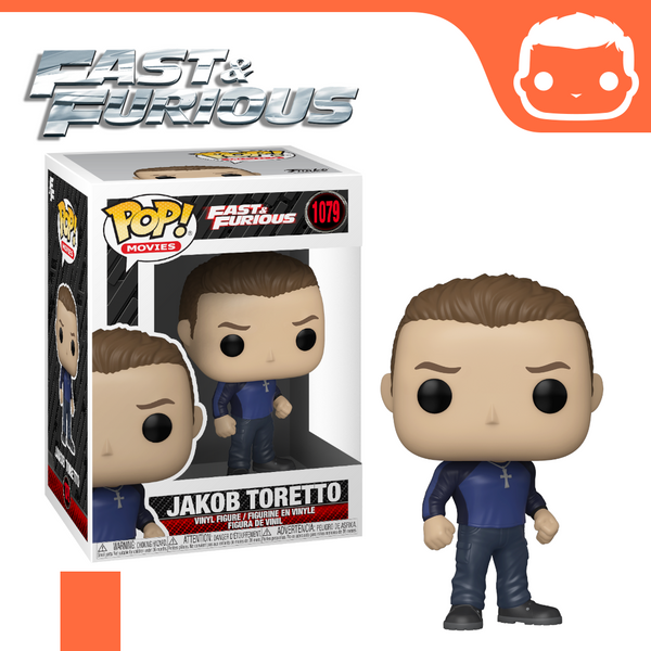 #1079 - Fast and Furious - Jakob Toretto [Pre-Order]
