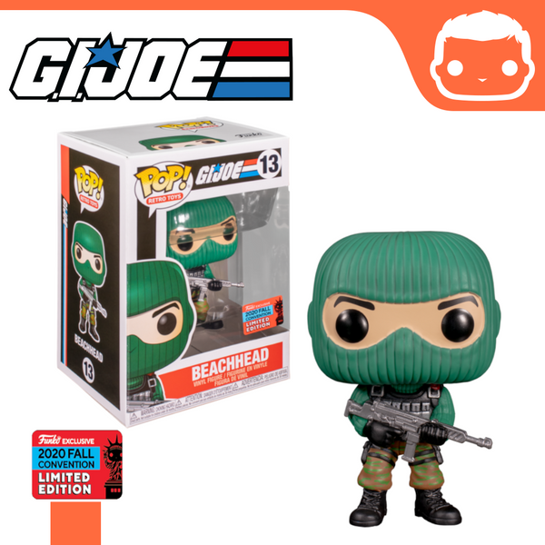 #13 - G.I. Joe - Beachhead - Fall Convention 2020 Exclusive