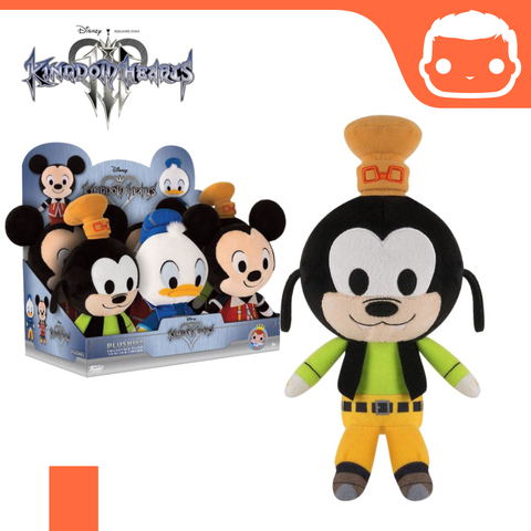 Kingdom Heart Funko Plush - Goofy