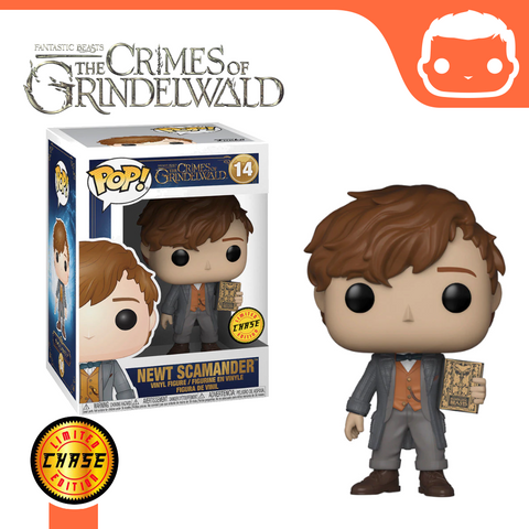 #14 - Newt Scamander [Chase]