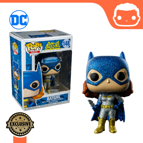 #148 - Batgirl (Glitter) Exclusive [Damaged]