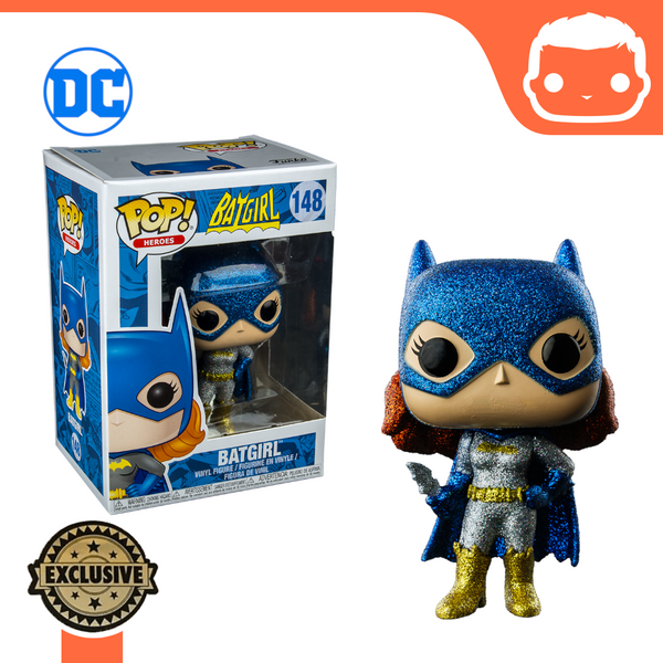 #148 - Batgirl (Glitter) Exclusive