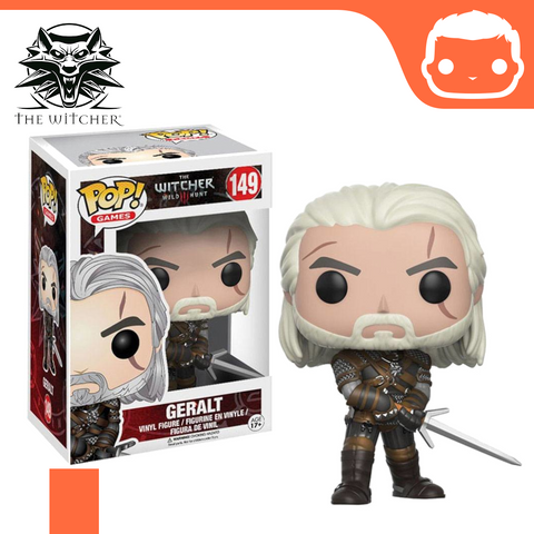 #149 - The Witcher - Geralt