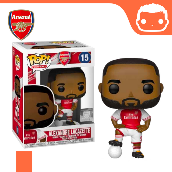 #15 - Arsenal - Alexandre Lacazette