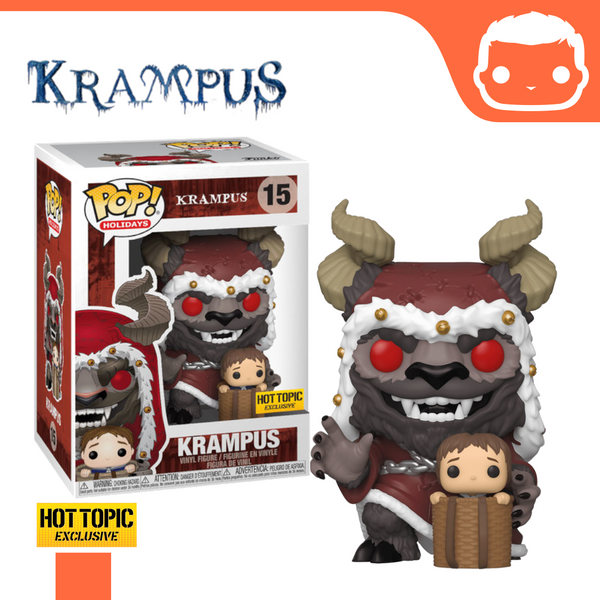 #15 - Krampus With Kid - Hot Topic Exclusive [Damaged]