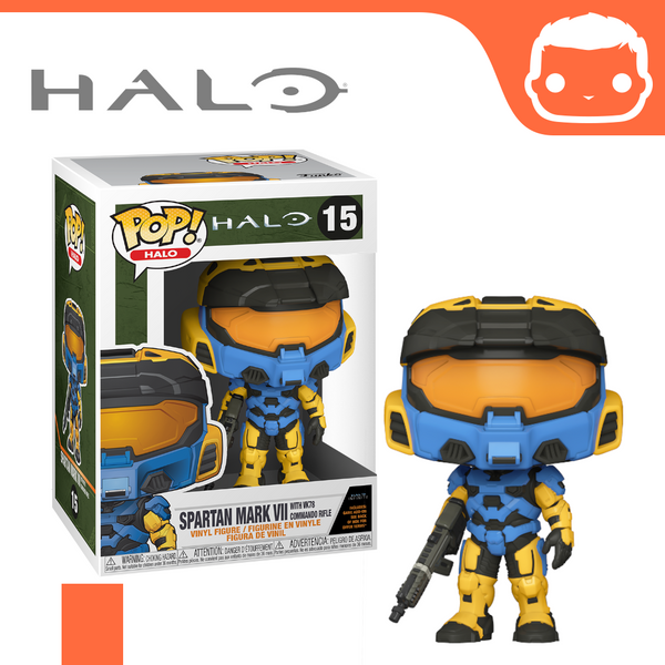 #15 - Halo Infinite - Mark VII w/ Commando Rifle (Funko Deco) [Pre-Order]