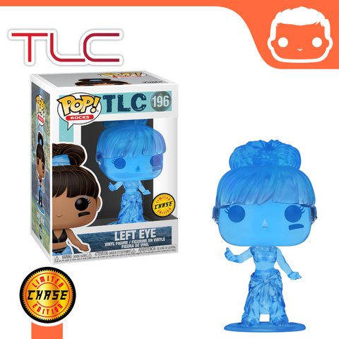 #196 - TLC - Left Eye - Box of 6 - Guaranteed Chase!  [Pre-Order]