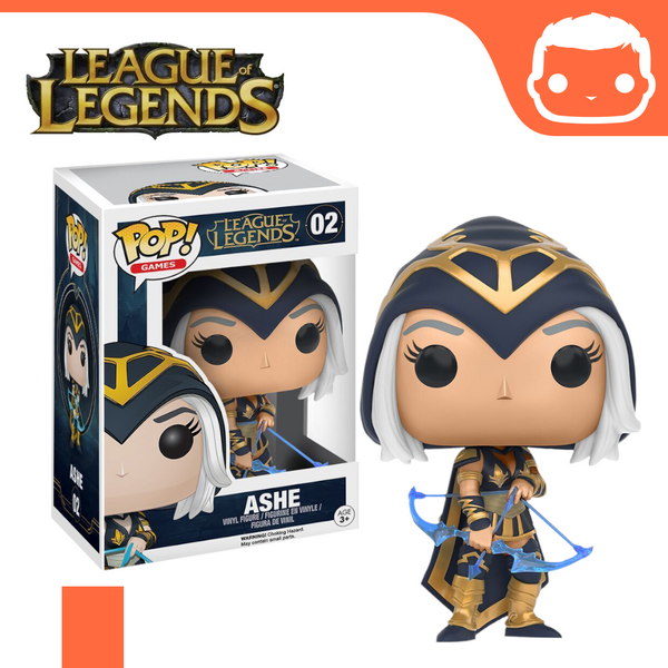 #2 - League of Legends - Ashe [Damaged]