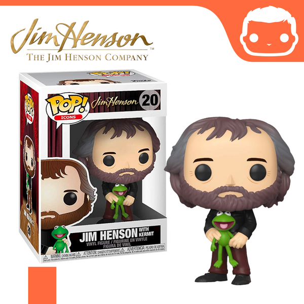 #20 - Jim Henson with Kermit