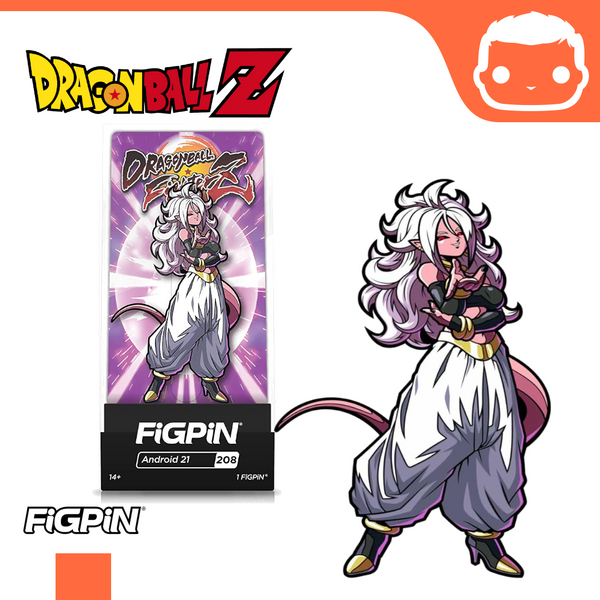 #208 - Dragonball Z - Android 21