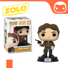 #238 - Han Solo [Damaged]