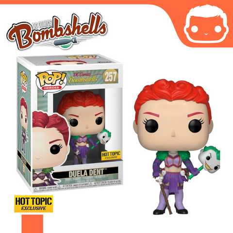 #257 - Bombshells - Duela Dent - Hot Topic Exclusive